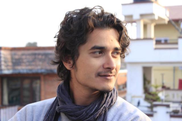 Gaurav Pahari - Nepali Male Actor