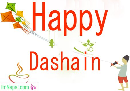 354 Happy Dashain SMS & Wishes for Friends in Nepali Language