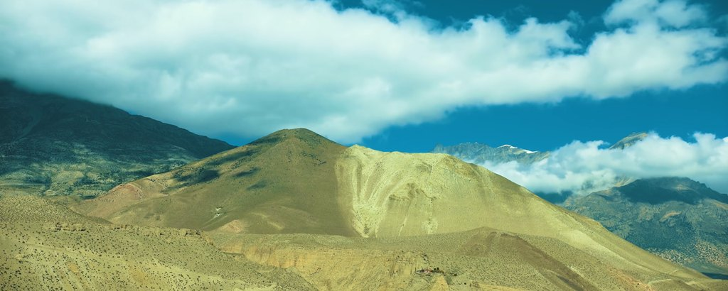 Mustang Nepal Photos Wonderful Attractions Place Visit Images