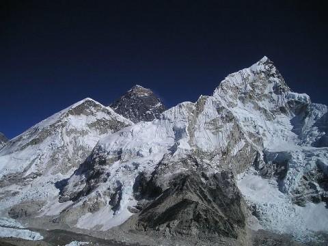Nepal Himalayas Mountain Everest Image