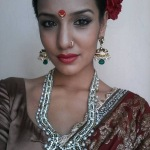 Priyanka Karki Nepali actresses in Nepalese Traditional dresses