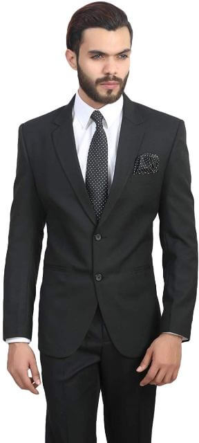 Slim Fit Formal Blazer man dress