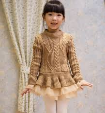 sweater dress girls