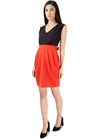 tulip skirt dress teenage girls
