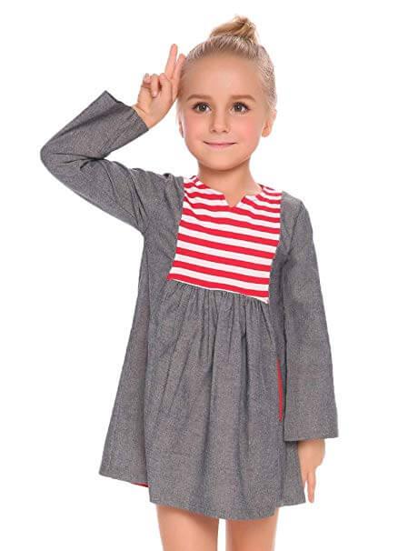 tunic dress girls