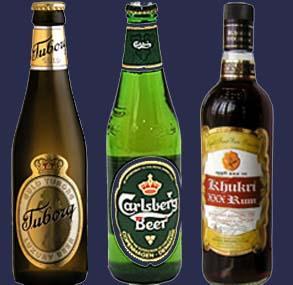 Beverage Spirits in Nepal