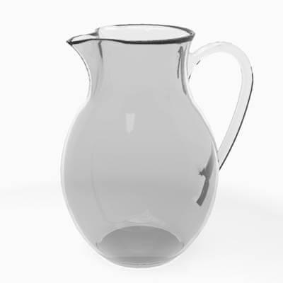 Empty pitchers