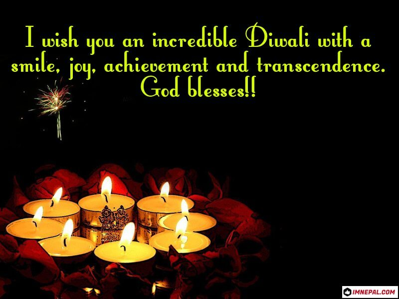 Happy Diwali Greeting Cards Wishes Image Quotes in English