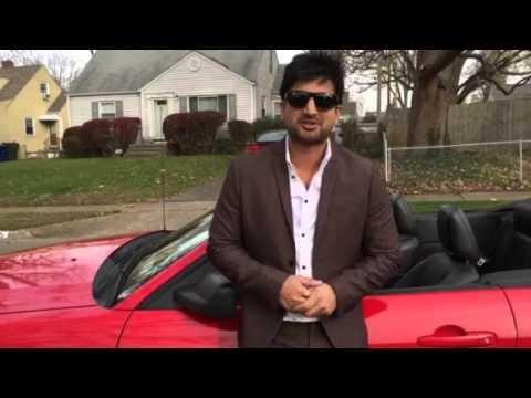 Jiwan Luitel & his car