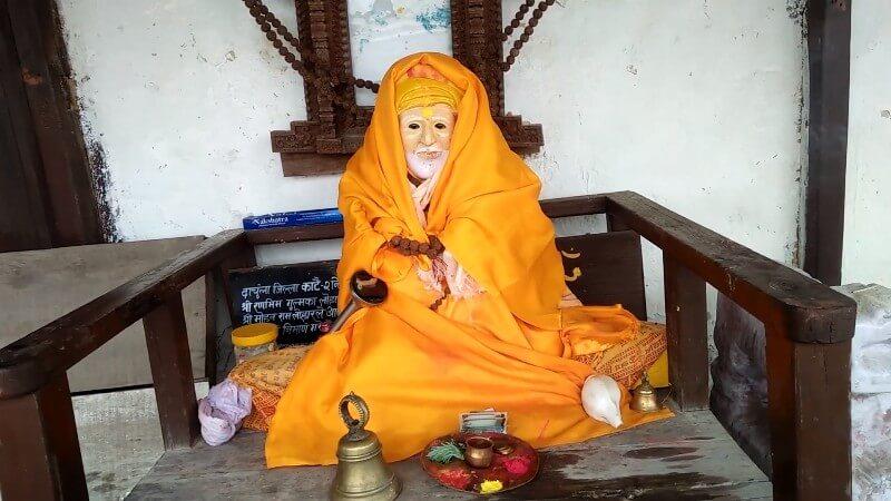 Khaptad Baba Statue