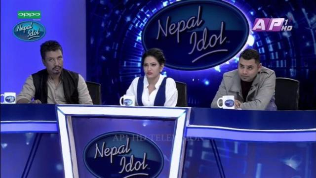 Nepali First Idol Judges