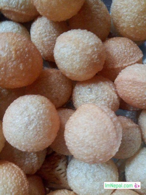 Pani Puri recipes Image