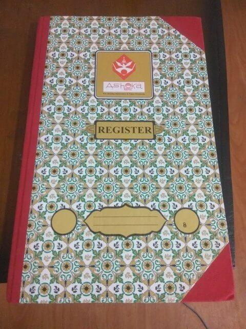 Register book