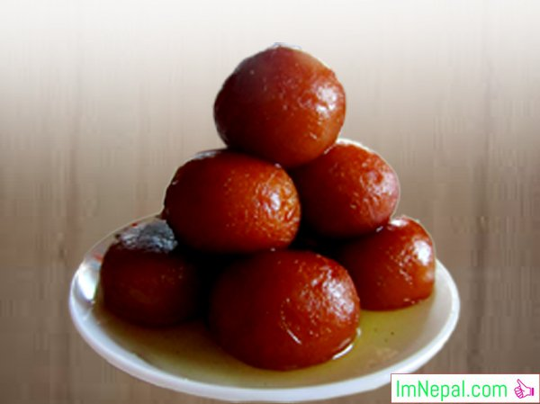 gulab jamun indian recipes