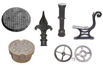 iron items