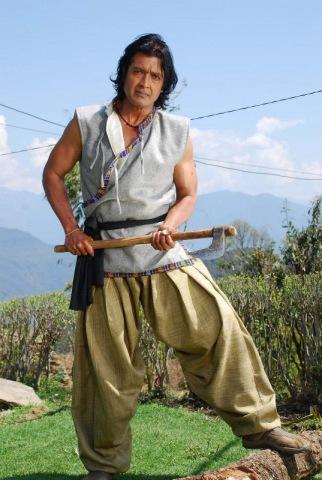 Nepali Actor Superstar Rajesh Hamal Picture