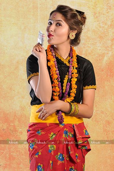 Nepali Actress Pooja Sharma