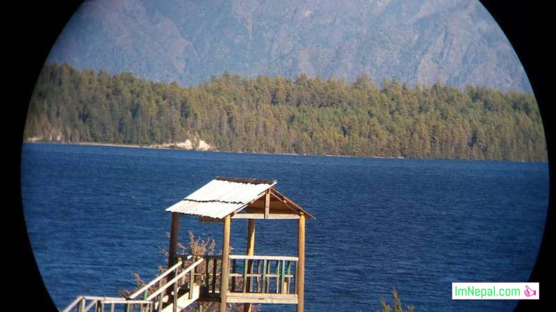 Rara Tal lake Mugu Nepal Images biggest lake