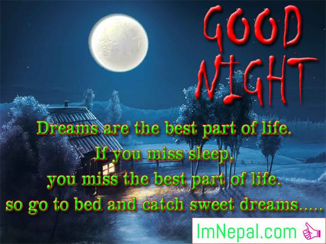 999 Good Night Wishes SMS Quotes Text Messages for Girlfriend In English