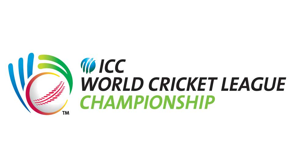 icc wcl championship logo