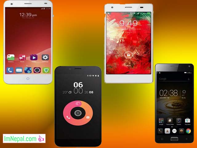Popular & Best Mobiles | Smartphone | Cellphone in Nepal with Price