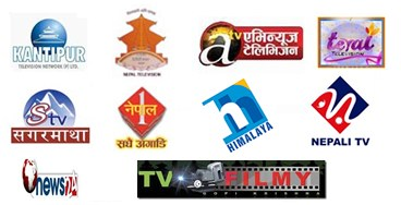 24 Nepali TV Channels | Stations List in Nepal