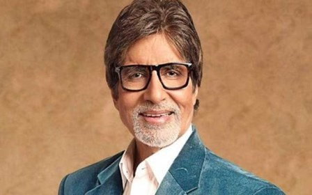 Bollywood Actor Amitabh Bachan