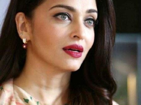 Bollywood Actress Aishwarya Rai Bachan