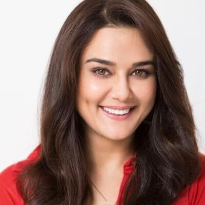 Bollywood Actress Pretty Zinta