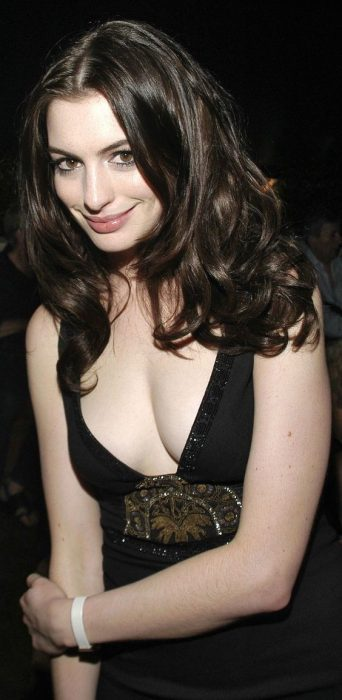 Hollywood Actress Anne Hathaway
