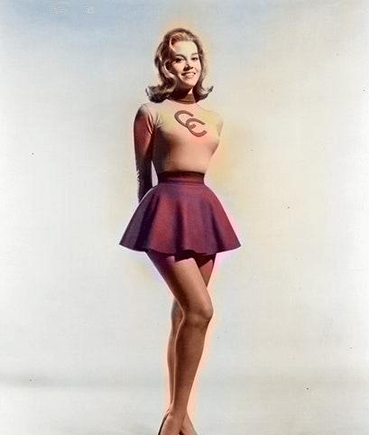 Jane Fonda Hollywood Actress