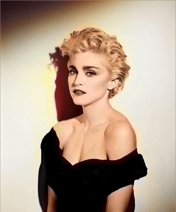 Madonna Hollywood actress