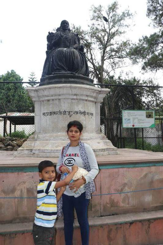 Zoo Kathmandu Nepal Photos Images Animal Pictures Travel Tours Holidays tourist statue