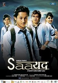 Saayad Nepali movie poster