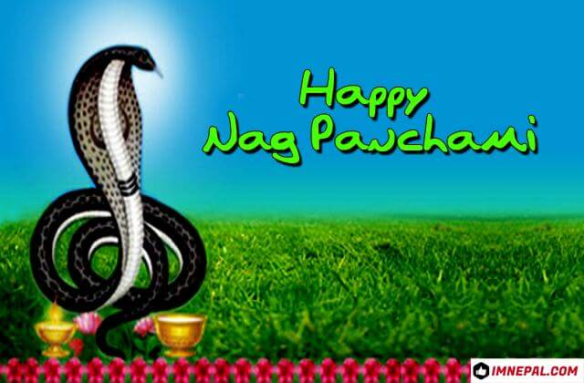 Happy Nag Panchami Greeting Cards Images Wishes Pictures Wallpaper Photos Pics Messages Quotes