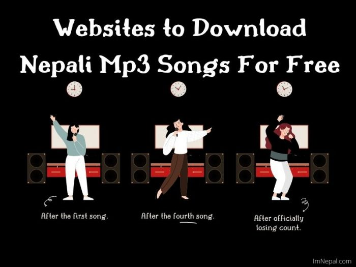 Websites to Download Nepali Mp3 Songs For Free
