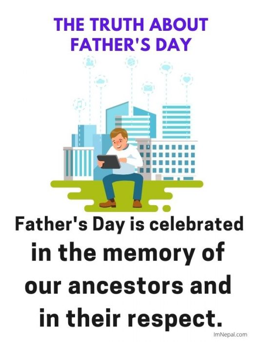 Why Father's Day in celebrated