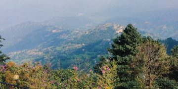 Beauty of Nagarkot Nepal