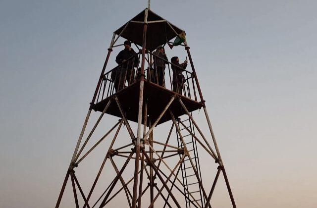 Nepal Nagarkot View Tower