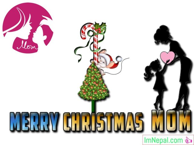 Christmas Message For Mom.Christmas Wishes Messages For Mother 2019 Quotes Sms