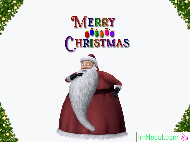 50 Merry Christmas 2019 Greetings Card For Facebook Post With Status, Wishes & Messages