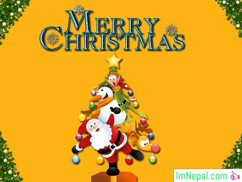 Merry Happy Christmas Greetings Santa Cards Wallpapers Wishes Messages Quotes Pictures Images Pics