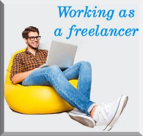 online jobs as a freelancer from home