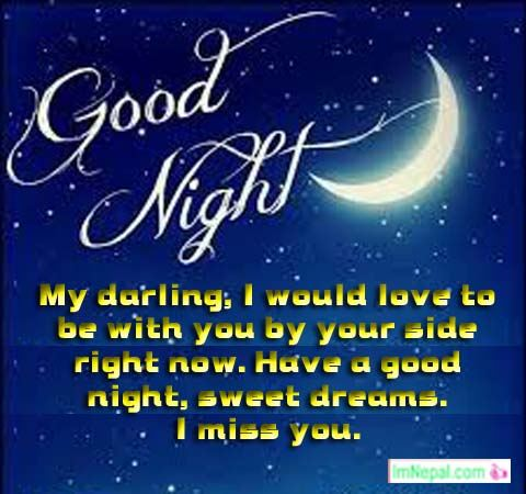 500 Romantic Good Night Wishes, Messages, SMS, Quotes, Greetings, Status, Text Msg For Husband From Wife in English With Cards Images