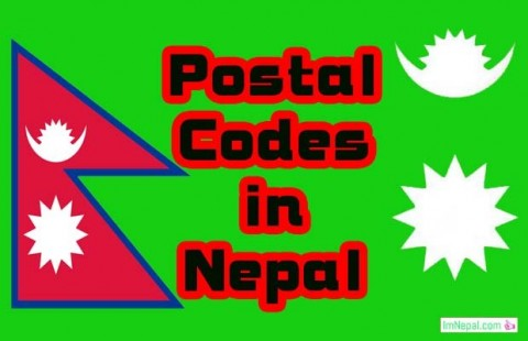 list of all postal codes in Nepal