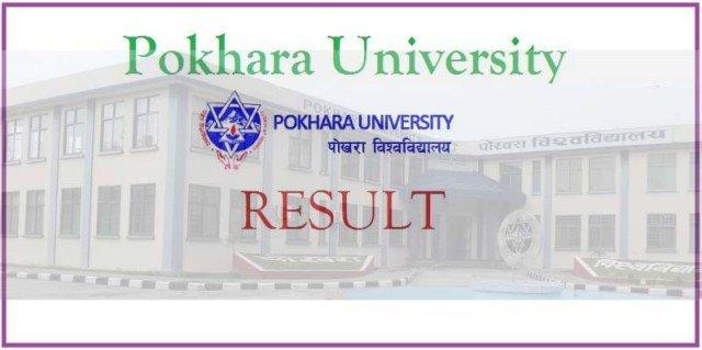 PU Results Results of Pokhara University Nepal