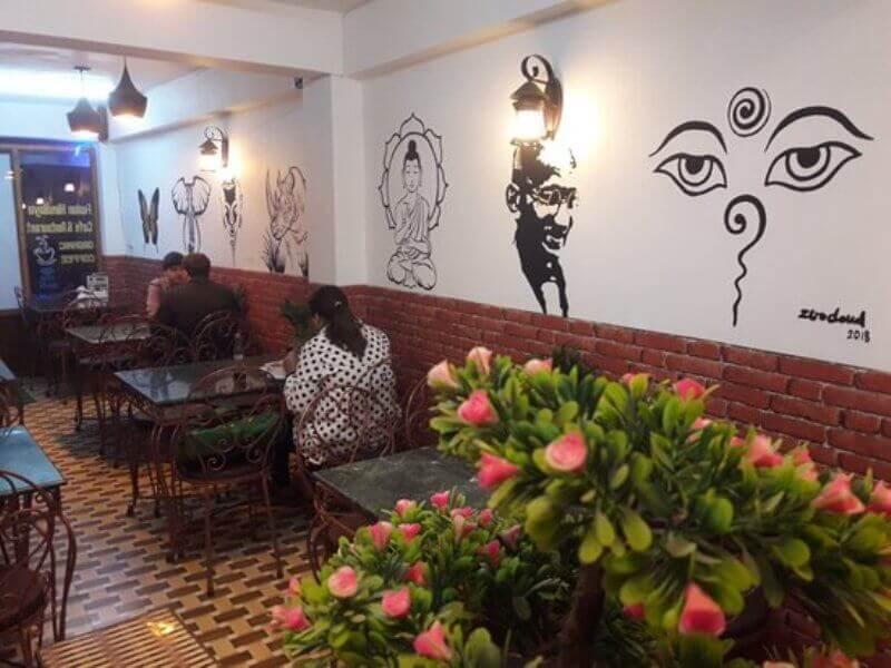 Fusion Himalaya Restaurant, kathmandu, Nepal
