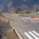 Lukla Airports Nepal Tenzing Hillary Image