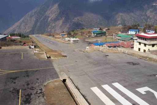 Lukla Airport (Renamed Tenzing Hillary Airport) – All About The Most Dangerous Airports In Nepal With Reasons