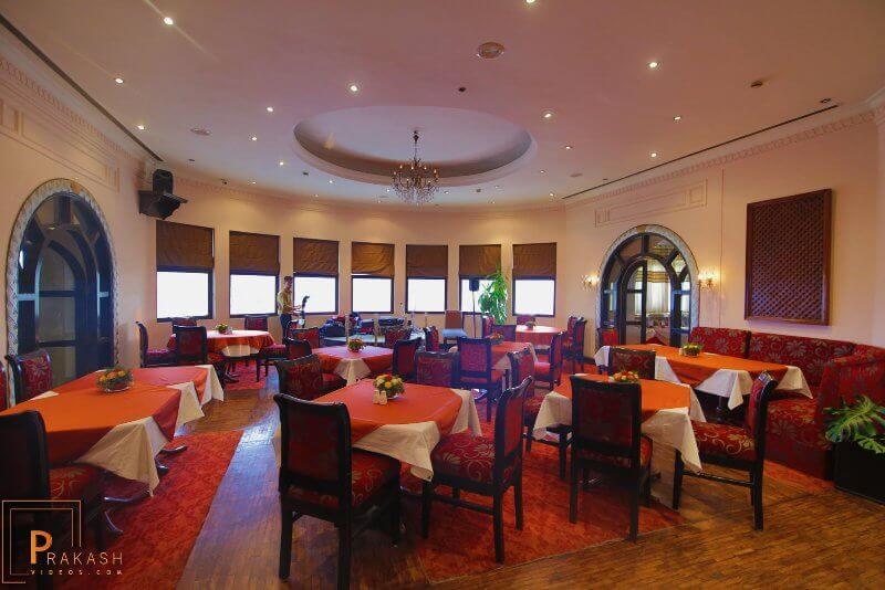 Maharaja Restaurant, Kathmandu, Nepal